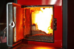 solid fuel boilers Darnhall Mains